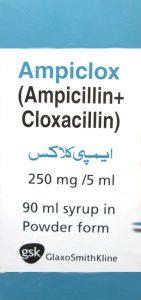 Ampiclox 250mg Syrup