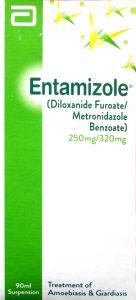 Entamizole Syrup 90ml