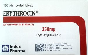 Erythrocin 250mg Tablet