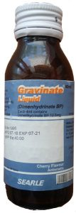 Gravinate Syrup