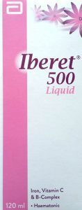 Iberet 500 Syrup