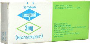 Lexotanil 3mg Tablet