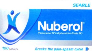 Nuberol Tablet