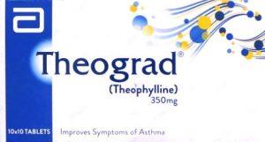 Theograd 350mg Tablet