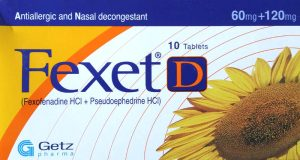 Fexet-D tablet