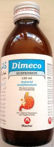 Dimeco 120ml Syrup