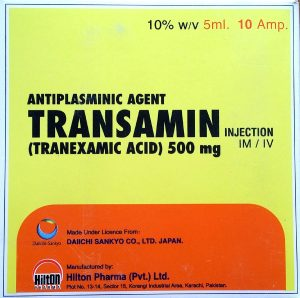 Transamin 500mg Injection