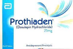Prothiaden 25mg Tablets