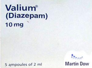 Valium Injection 2ml