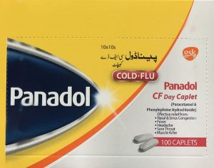 Panadol CF Tablets