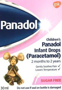 panadol drops 30ml
