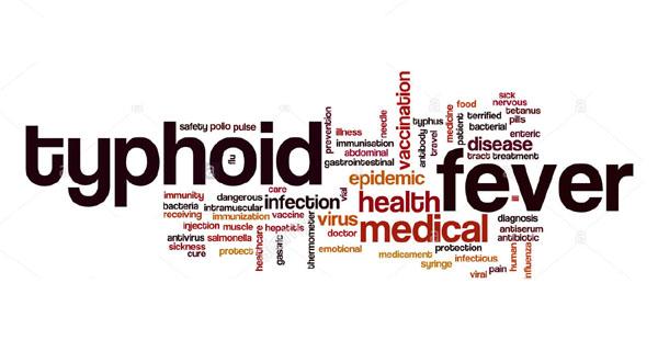 Cefim for typhoid