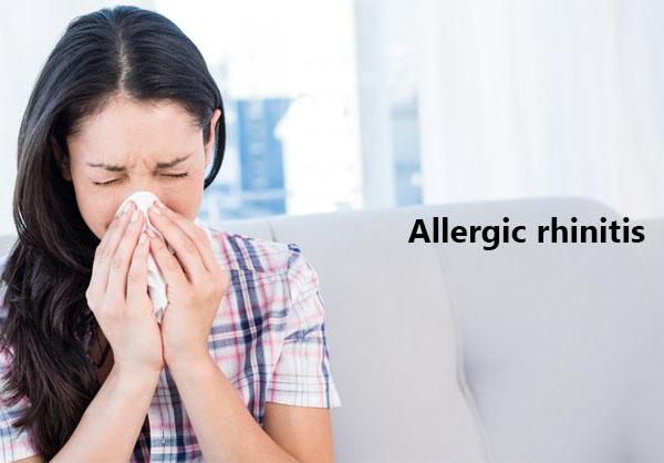 Ebastine for allergic rhinitis