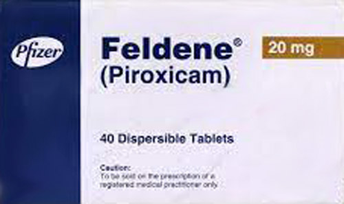 Piroxicam Side Effects
